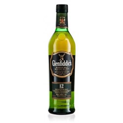 Single Malt Scotch Whisky Glenfiddich 12 years old