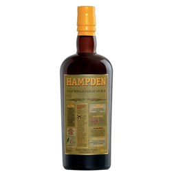 Hampden Estate Pure Single Jamaica Rum - Hampden