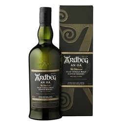 "Whisky Islay Single Malt "" AN OA "" - Ardbeg"