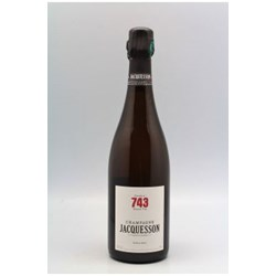 "Champagne Extra Brut ""Cuvée N° 743"" - Jacquesson"