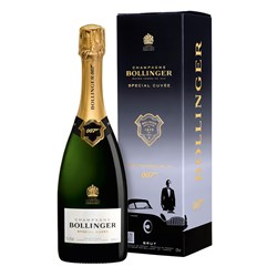 "Champagne Brut Special Cuvée ""007 Limited Edition"" - Bollinger"