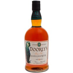 Rum Doorly's 12 yo - Fourquare