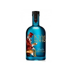 The King of Soho London Dry Gin - West End Drinks