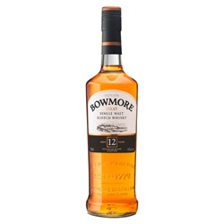Islay Single Malt Scotch Whisky Bowmore 12 Years - Bowmore